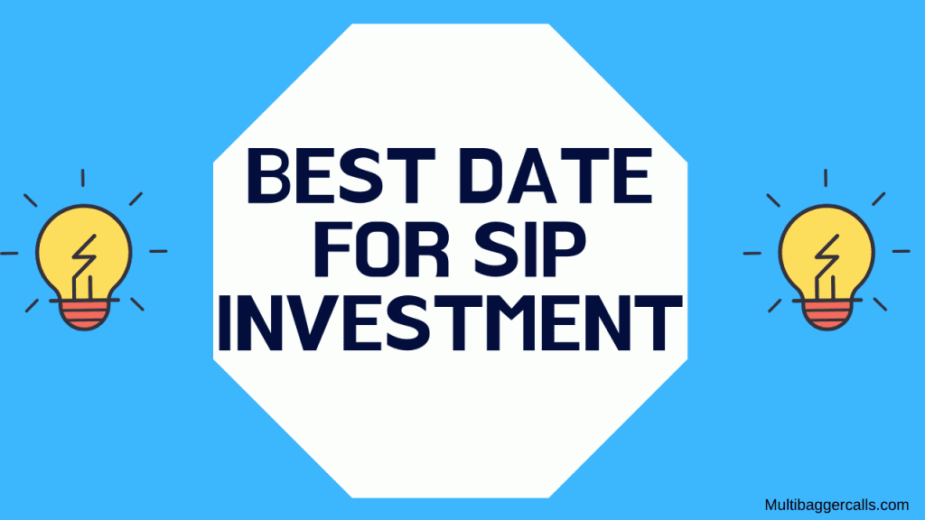 Best Date For SIP Investment In Mutual Fund & Stocks