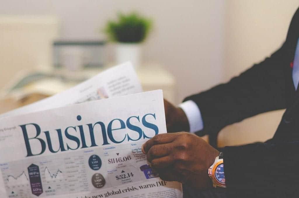 Watch Business News/Read Business newspaper.