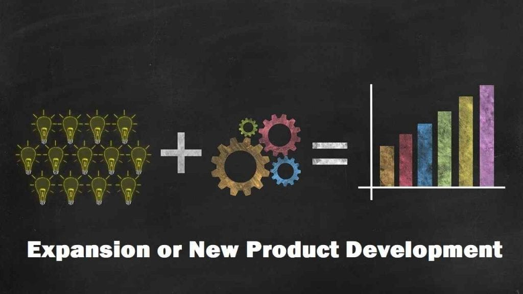 Expansion or New Product Development